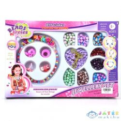 Beads Series Ékszerkészítő Szett Gyöngyökkel És Kiegészítőkkel (Magic Toys, MKL108455)