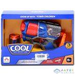Cool Szivacslövő Fegyver Kék Színben (Magic Toys, MKK495087)