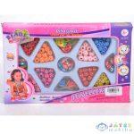 Ékszerkészítő Szett Pöttyös Gyöngyökkel (Magic Toys, MKK292263)
