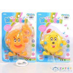 Felhúzós Baby Játék Hang Effektekkel Kétféle Változatban 1Db (Magic Toys, MKL538124)