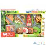 Hamburger Tojással Reggeliző Szett (Magic Toys, MKK424770)