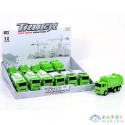 Hátrahúzós Hulladékszállító Jármű 4 Változatban (Magic Toys, MKK206349)