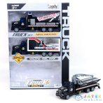 Hátrahúzós Mentő Kamion Szett 3Db-os 1:48 (Magic Toys, MKL450662)