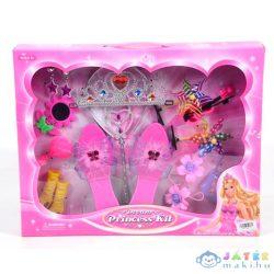 Hercegnős Ékszer Szett Kiegészítőkkel És Cipellővel (Magic Toys, MKK568455)