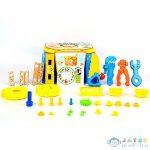 Hordozható Ülőke Szerszám Készlettel (Magic Toys, MKF747309)