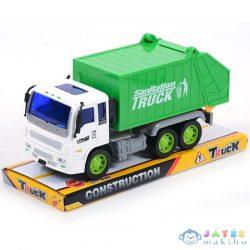 Hulladékszállító Teherautó 13Cm (Magic Toys, MKK381138)