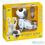 Interaktív Robomancs Az Okos Akrobatikus Robot Kutya Fénnyel És Hanggal (Magic Toys, MKL224681)