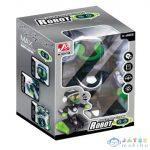 Interaktív Távirányítós Macrobot Fekete-Zöld Színben Fénnyel És Hanggal (Magic Toys, MKL358772)