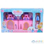 Játék Kastély Fénnyel És Bútorokkal (Magic Toys, MKK241206)
