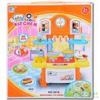 Játékkonyha Fénnyel És Hanggal 29 Részes (Magic Toys, MKK493530)
