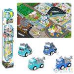 Játszószőnyeg Autómentő Járművel (Magic Toys, MKK543480)