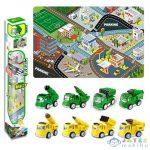 Játszószőnyeg Harci Járművel (Magic Toys, MKK543471)