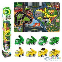 Játszószőnyeg Katonai Járművel (Magic Toys, MKK543462)