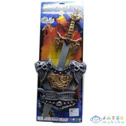 Kard És Páncél Játékszett (Magic Toys, MKK190905)