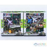 Katonai Játékszett Repülőkkel És Kiegészítőkkel Kétféle Változatban (Magic Toys, MKL154238)