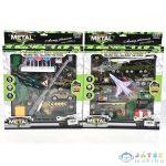 Katonai Repülő Szett Járművekkel Kétféle Változatban (Magic Toys, MKL153689)