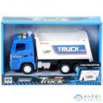 Kék Billencs Teherautó Fénnyel (Magic Toys, MKK179997)