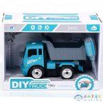 Kék Billenős Szerelhető Teherautó (Magic Toys, MKK419631)