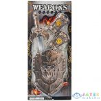 Középkori Kard Pajzzsal És Kézfej Védővel (Magic Toys, MKL543110)
