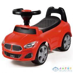 Lábbal Hajtós Autó Piros Színben (Magic Toys, MKL641471)