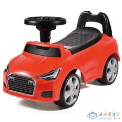 Lábbal Hajtós Sportkocsi Piros Színben (Magic Toys, MKL641498)