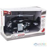 Lendkerekes Rendőrségi Helikopter Fénnyel És Hanggal 1/20 (Magic Toys, MKL402287)