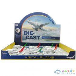 Metal Plame Fém Repülőgép Fénnyel, Többféle Változatban (Magic Toys, MKL169610)