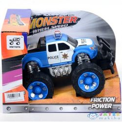 Off-Road Rendőrségi Pick-Up 17Cm (Magic Toys, MKK427137)
