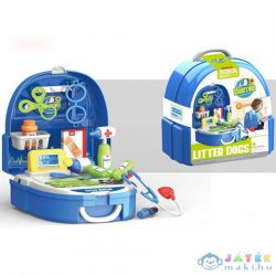 Orvosi Elsősegély Készlet Vállra Akasztható Hátizsákban 20Db-os Készlet (Magic Toys, MKK134988)