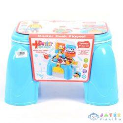 Orvosi Készlet Hordozható Tároló Ülőkével (Magic Toys, MKK239973)