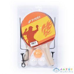 Pingpong Játékszett Hálóval (Magic Toys, MKL597614)