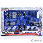 Police Kommandós Játékszett Kiegészítőkkel (Magic Toys, MKL462290)
