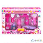 Pretty Girl Szépségszett Hajszárítóval És Kiegészítőkkel (Magic Toys, MKL446108)