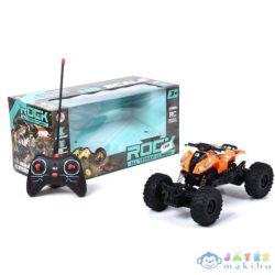 Rc Távirányítós Crawler Quad Fénnyel 1/24 (Magic Toys, MKL212819)