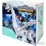 Robot Dinoszaurusz Több Funkcióval (Magic Toys, MKK466035)