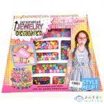 Style Me Up! Gyöngyös Ékszerkészítő Szett (Magic Toys, MKL202199)