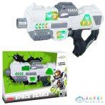 Super Space Elektromos Űrfegyver Fénnyel És Hanggal 40Cm (Magic Toys, MKK199338)