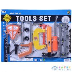 Szerszám Készlet 11Db-os Mester Szett (Magic Toys, MKG739694)