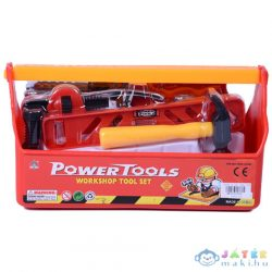 Szerszámkészlet Hordozható Ládában (Magic Toys, MKG742808)