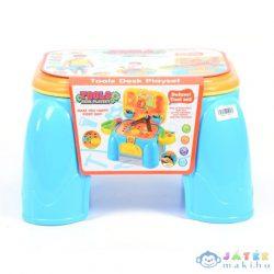 Szerszámos Készlet Hordozható Tároló Ülőkével (Magic Toys, MKK239919)