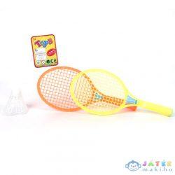 Színes Strandtenisz Szett Ütővel És Labdával (Magic Toys, MKL291641)