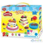 Torta Készítő Gyurma Szett Kiegészítőkkel (Magic Toys, MKL622454)