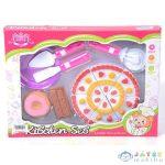Torta Szett Eszközökkel És Édeséggel (Magic Toys, MKK171492)