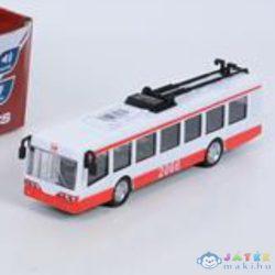 Trolibusz Fém Modell 1/90 (Magic Toys, MKL107258)