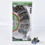 Truck Team: Katonai 6Db-os Kisautó Szett 1/64-Es (Magic Toys, MKL086162)