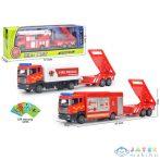 Tűzoltóautó Utánfutóval Többféle Változatban (Magic Toys, MKL587426)