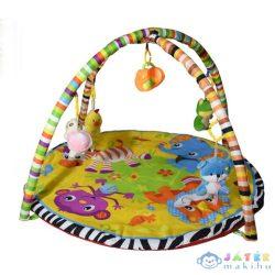 Zenélő Bébi Szőnyeg Színes Állatokkal (Magic Toys, MKL138758)