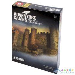 Adventure Game 2 A börtön szabadulószobás társasjáték (Piatnik, 805295)