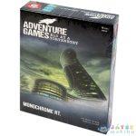 Adventure Game 1 Monochrome Rt szabadulószobás társasjáték (Piatnik, 804491)