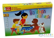 Boribon Szülinapja - 12 Db-os Puzzle, (Kellerl, 713298)